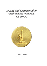 Book cover - Louise Calder