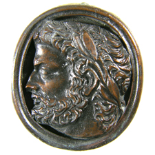 Cameo. Head of man